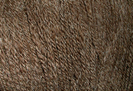 brown babydoll southdown yarn