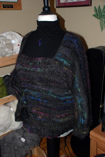Color Blast Pullover