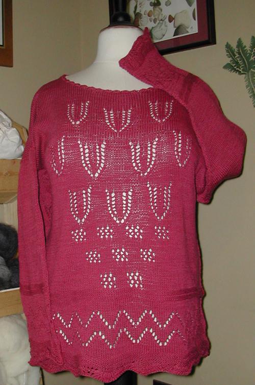 Mom Chaffins Sweater